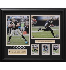 NEW ORLEANS SAINTS CURRENT 16X20 FRAME