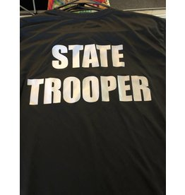 Long Sleeve State Trooper Dry Fit