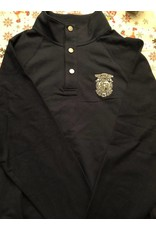 Charles River Embroidered Badge Pullover