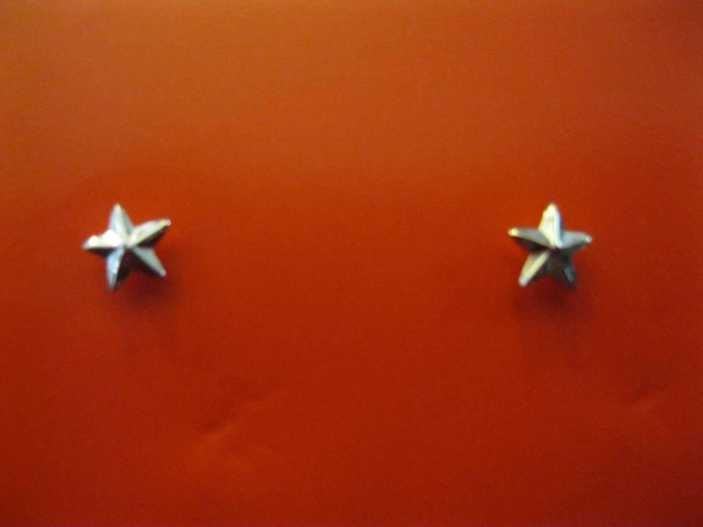 Collar Stars - Gold