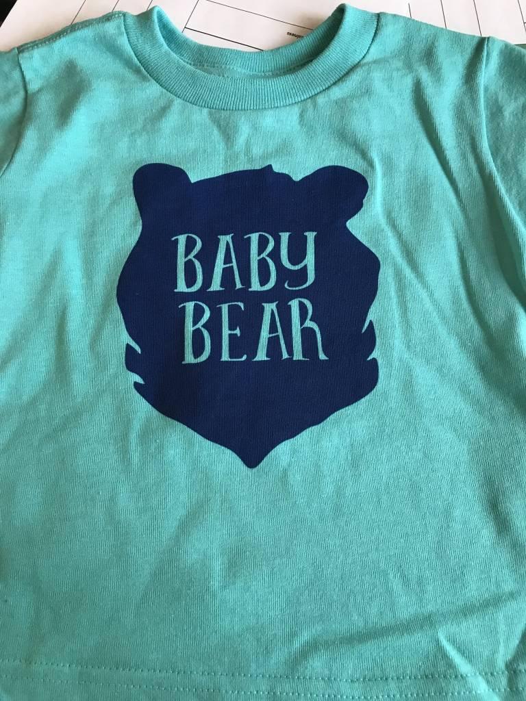 Toddler Baby Bear Tee