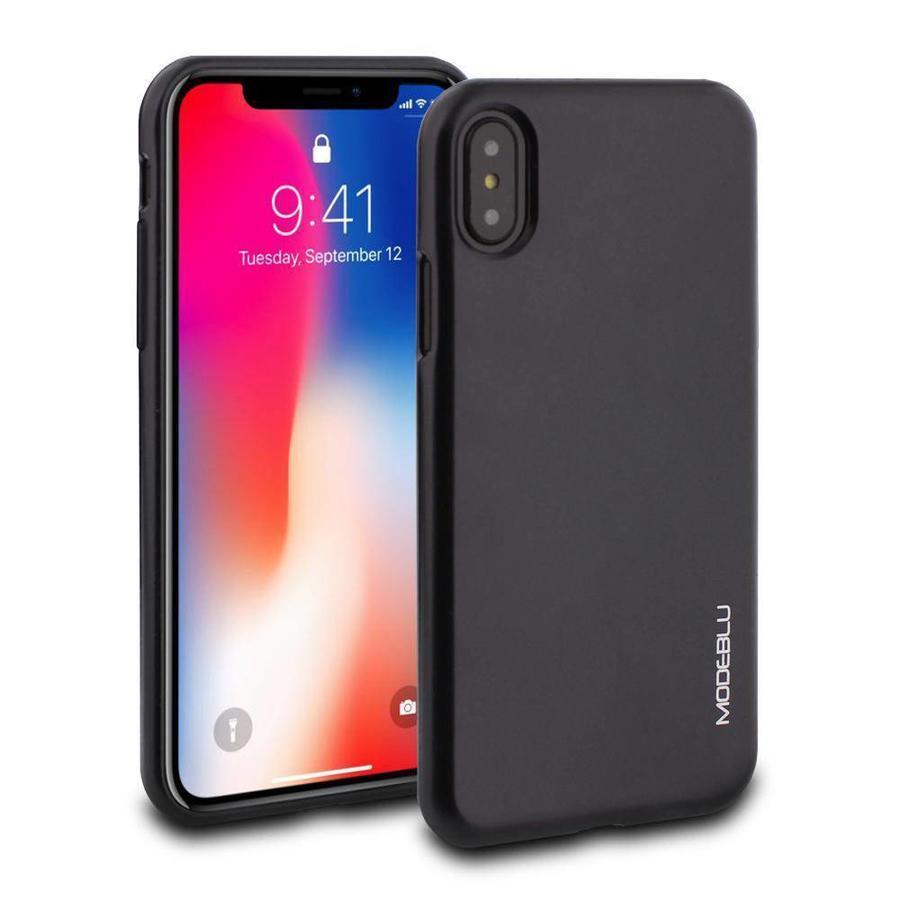 ModeBlu TPU Metallic M-Gel Case for iPhone X / XS
