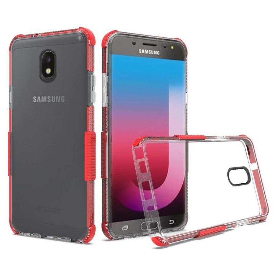 Premium Sturdy Shockproof Bumper Case for Galaxy J7 Refine / Star (2018)