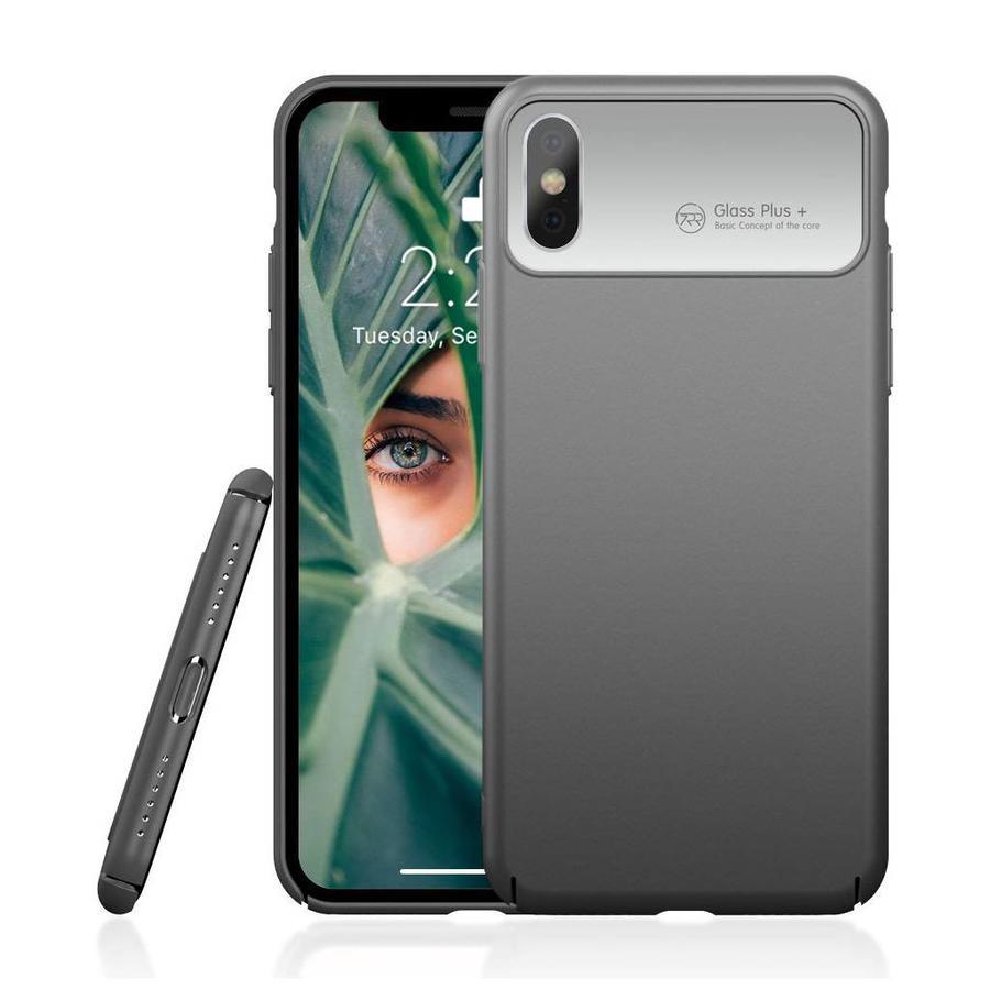 Roar PC Echo Ultra-Air Hard Mirror Case for iPhone X / XS