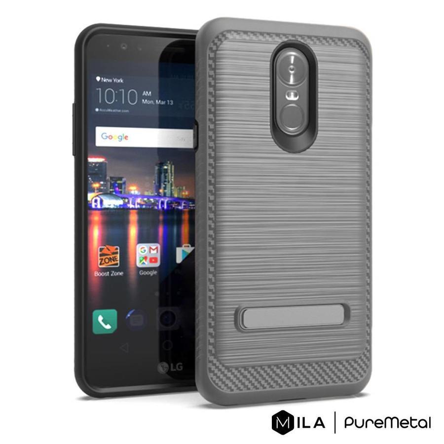 MILA   PureMetal Case for LG Stylo 4