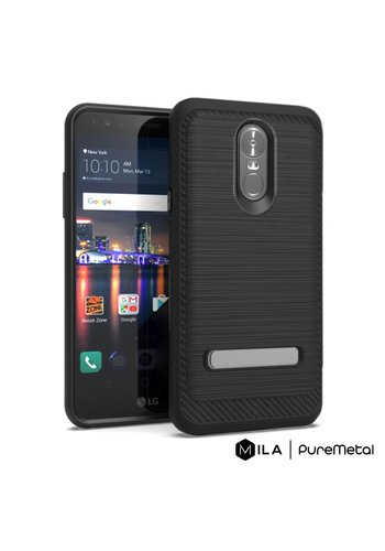 MILA | PureMetal Case for LG Stylo 4