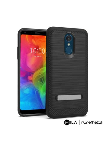 MILA | PureMetal Case for LG Q7 Plus