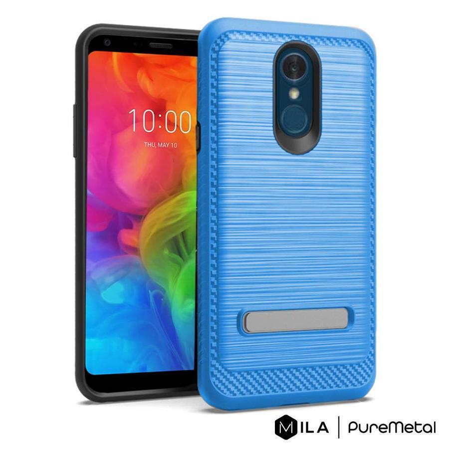 MILA | PureMetal Case for LG Q7 Plus