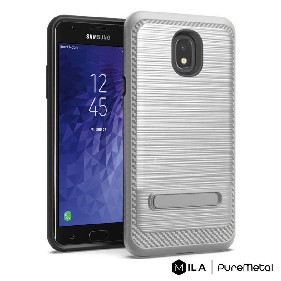 MILA | PureMetal Case for Galaxy J3 Achieve (2018)