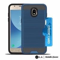 MILA   Metallic Groove Case for Galaxy J7 Refine / Star (2018)