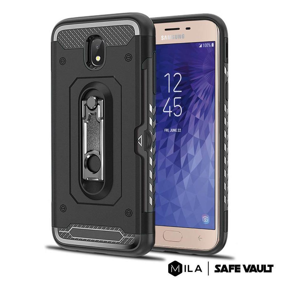 MILA | Safe Vault Case for Galaxy J7 Refine / Star (2018)
