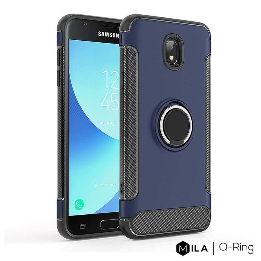 MILA | Q-Ring Case for Galaxy J3 Achieve (2018)