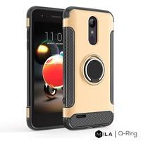 MILA | Q-Ring Case for LG Aristo 2 & 3 / Tribute Dynasty / Empire
