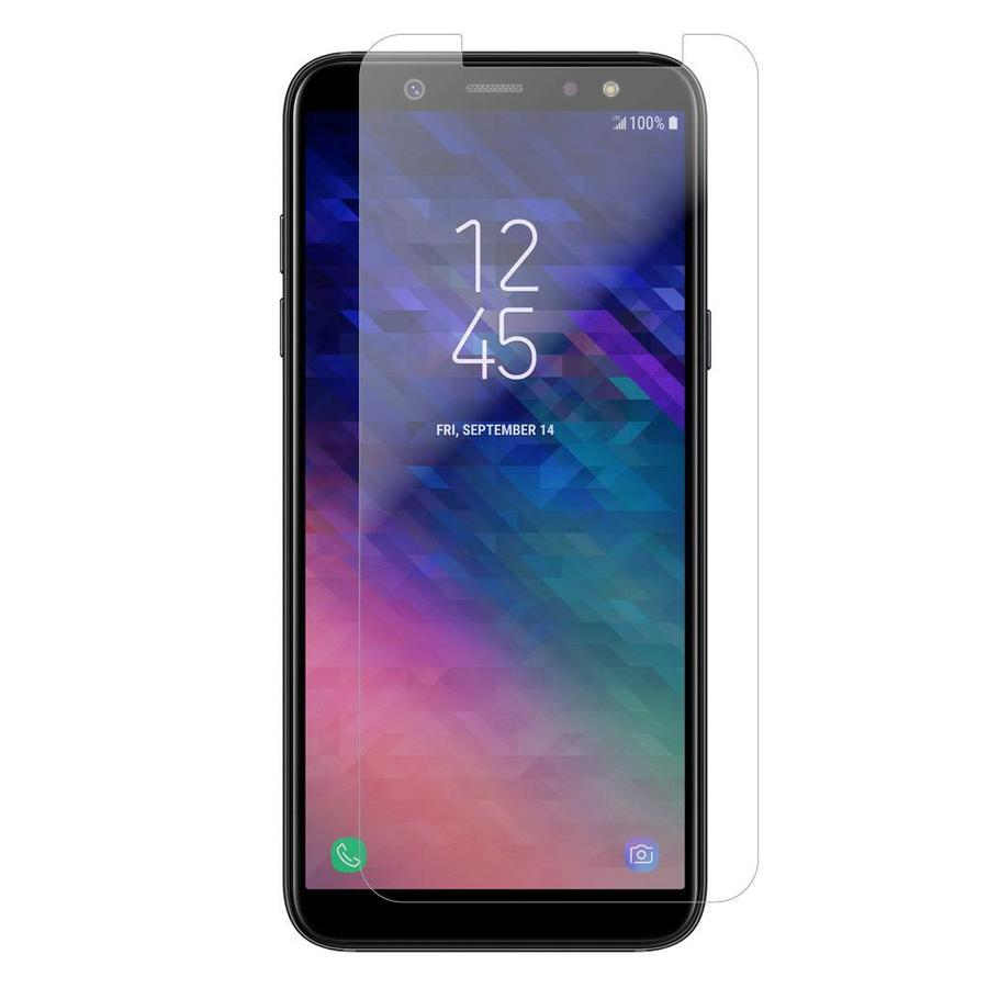 Premium Tempered Glass for Galaxy A6 (2018) - Single Pack