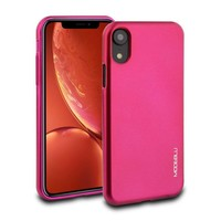 ModeBlu TPU Metallic M-Gel Case for iPhone XR