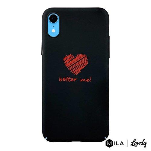 MILA   Lovely Better Me Case for iPhone XR