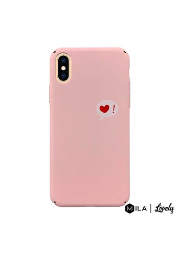 MILA | Lovely Heart! Case for iPhone XS Max