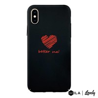 MILA   Lovely Better Me Case for iPhone XS Max