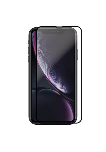 4D Full Cover Tempered Glass for iPhone 11 / XR