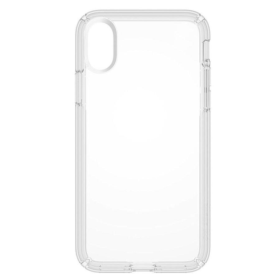 JLW WUW   Crystal Clear PC+TPU Gel Case for iPhone XS Max