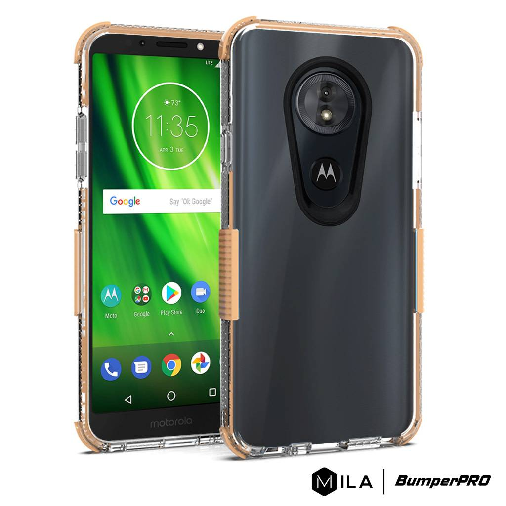 Mila Bumperpro Case For Motorola Moto G6 Play Diego