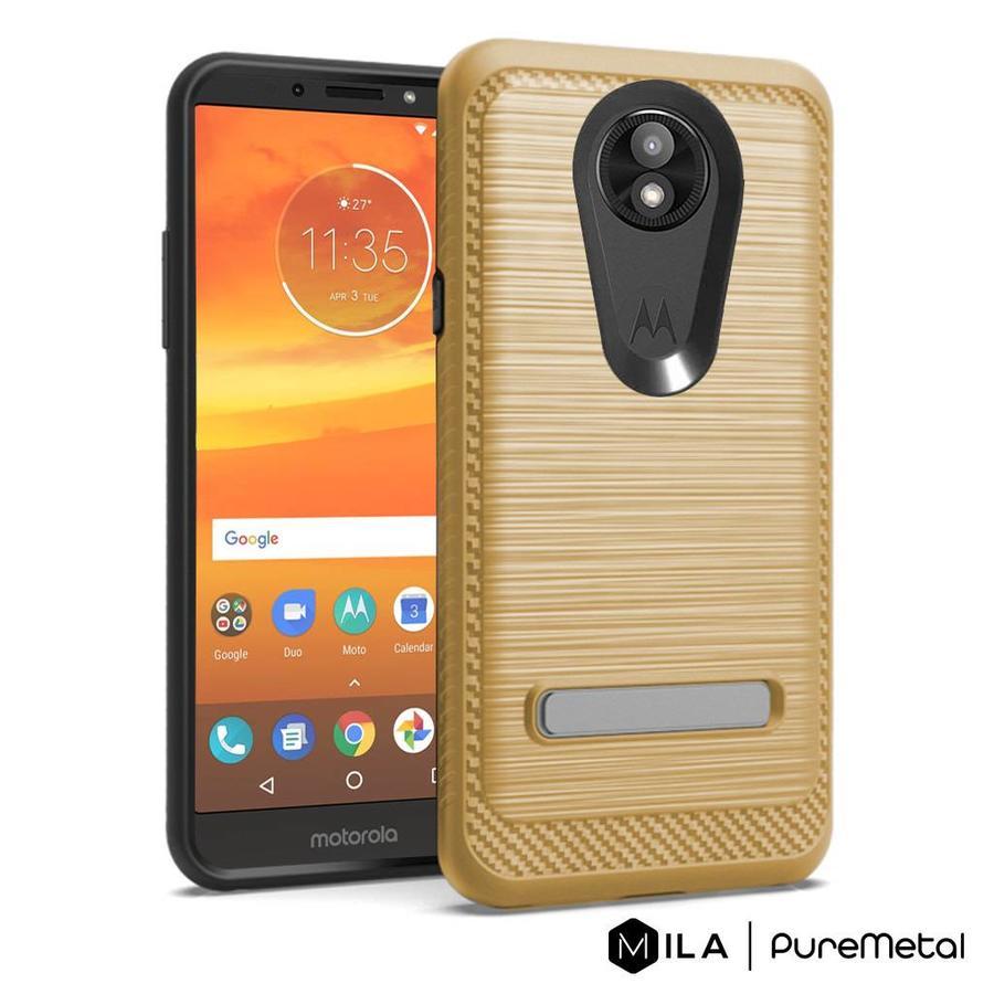MILA | PureMetal Case for Motorola Moto E5 Play / E5 Cruise