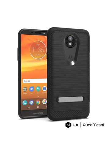 MILA | PureMetal Case for Motorola Moto E5 Plus