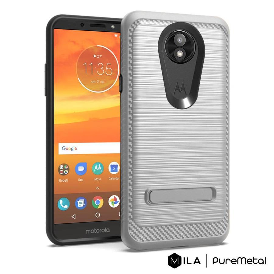 MILA | PureMetal Case for Motorola Moto E5 Plus