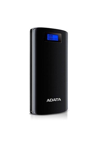 Adata Dual USB 20,000mAh Power Bank P20000D With Digital Display