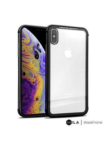 MILA | GlassFrame Case for iPhone X / XS