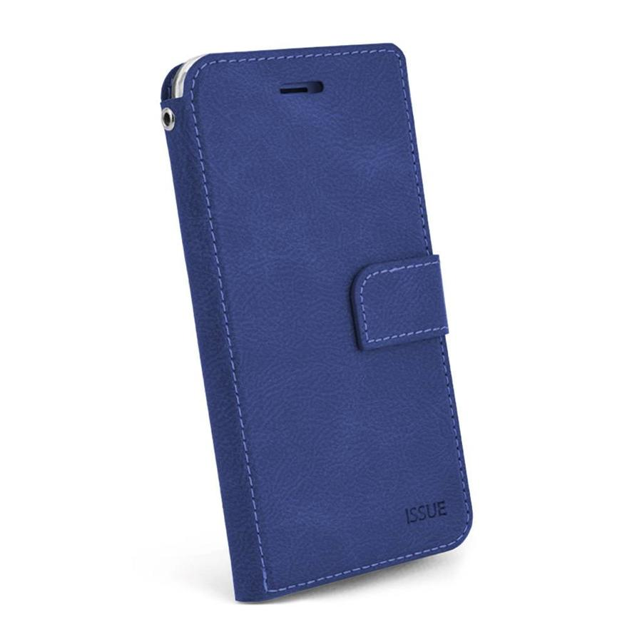 Molan Cano Issue Diary PU Leather Wallet Case for iPhone XR
