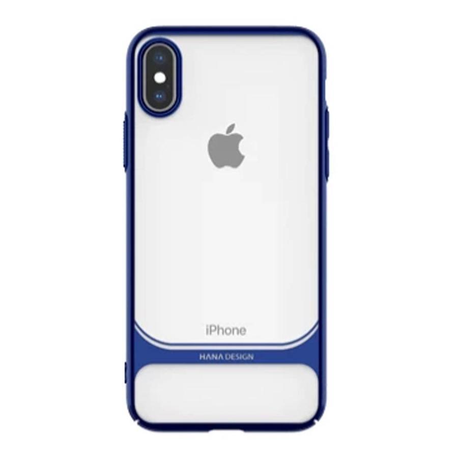HANA Slim Chrome Edge Case for iPhone X / XS