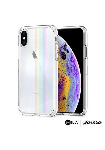 MILA | Aurora Rainbow Design Case for iPhone XS Max