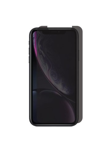Privacy Matte Tempered Glass for iPhone 11 / XR