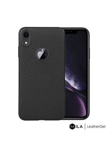 MILA | LeatherGel Case for iPhone XR