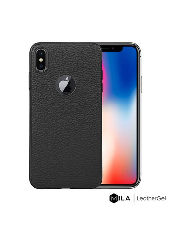 MILA | LeatherGel Case for iPhone X / XS