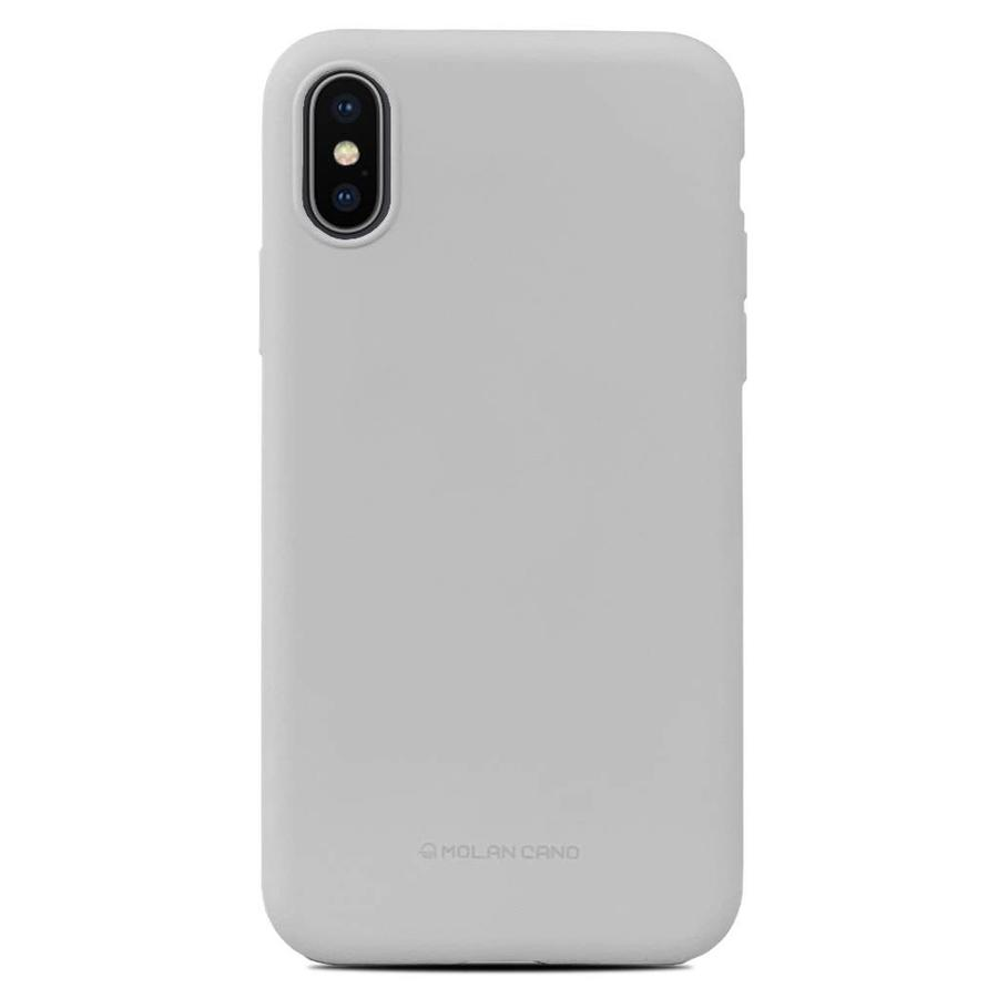 Molan Cano Slim Silicone Case for iPhone XS Max