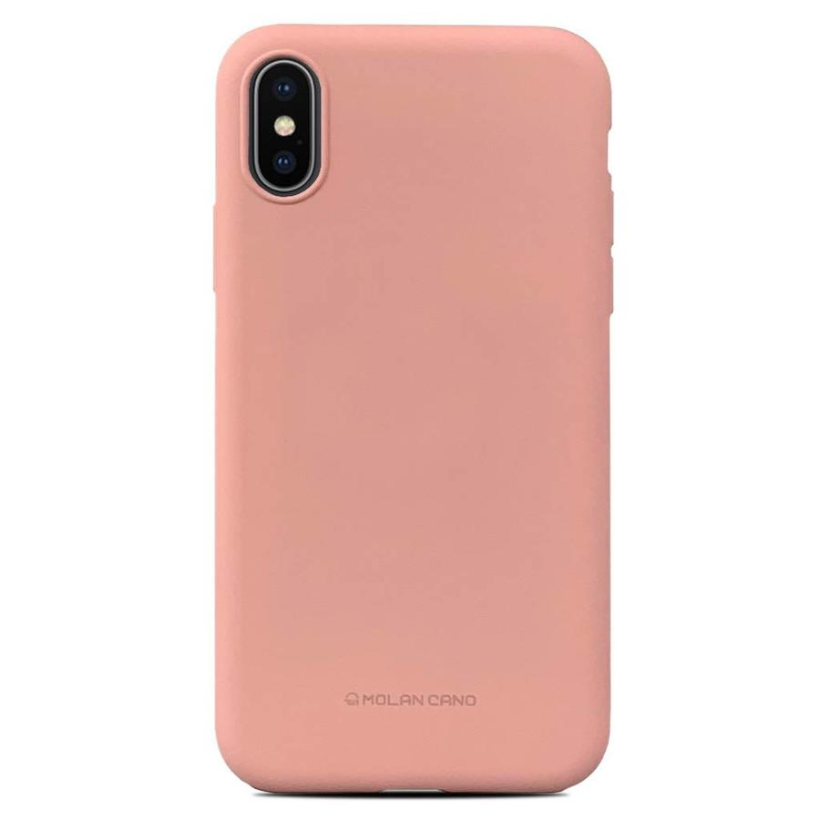 Molan Cano Slim Silicone Case for iPhone X / XS