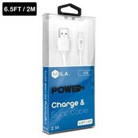 MILA | Lightning POWER+ Charge & Sync Cable