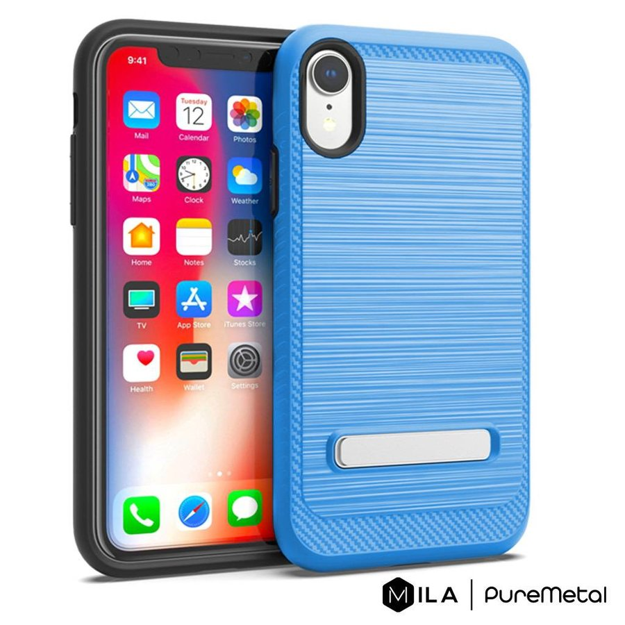 MILA | PureMetal Case for iPhone XR