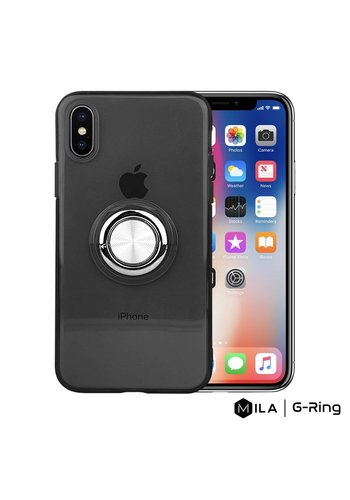 MILA | G-Ring Case for iPhone X / XS