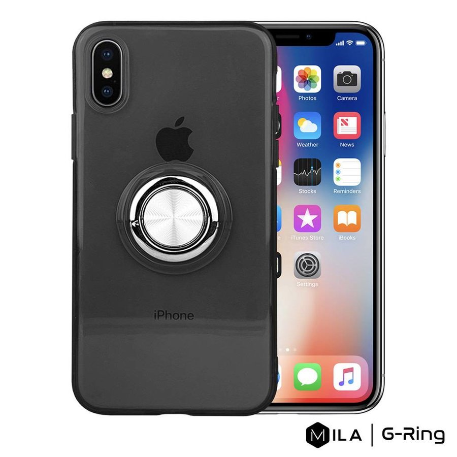MILA | G-Ring Case for iPhone XS Max