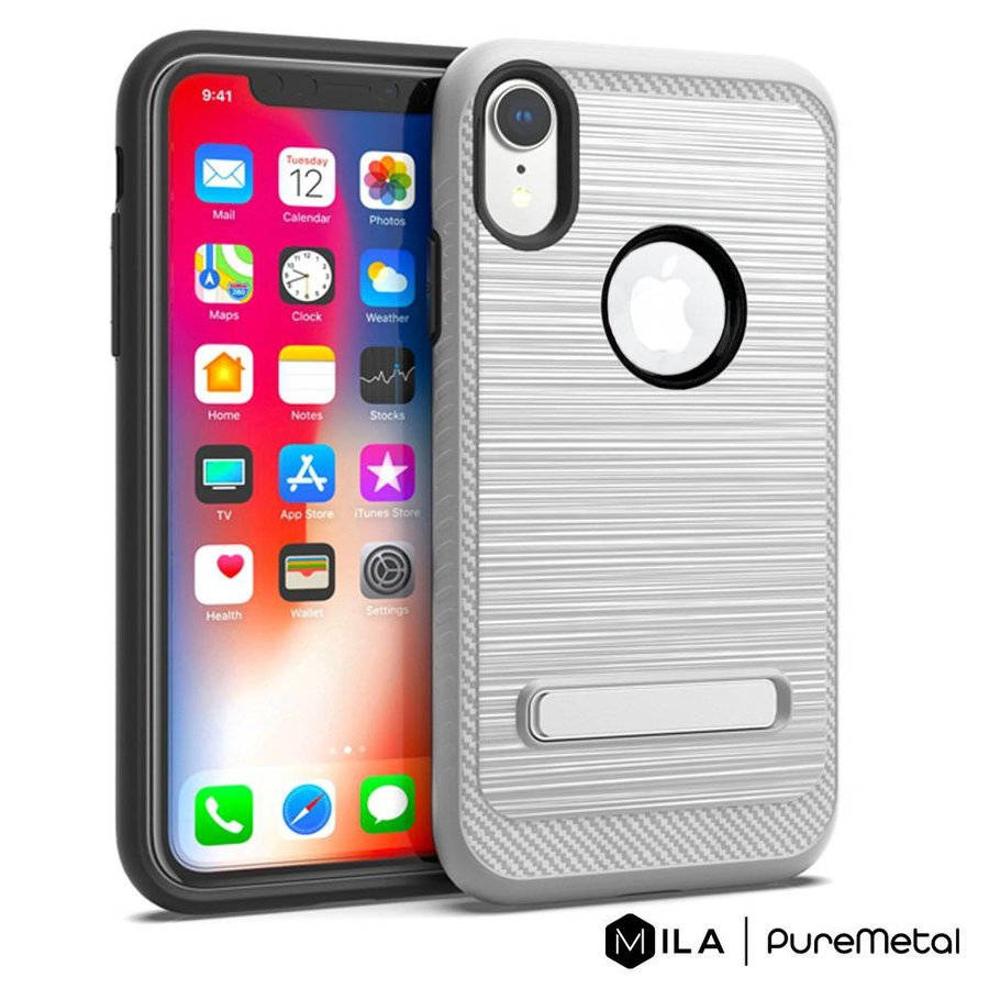MILA   PureMetal Case for iPhone X / XS