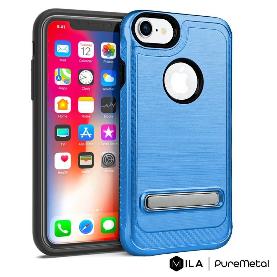 MILA | PureMetal Case for iPhone 6/6S/7/8 Plus
