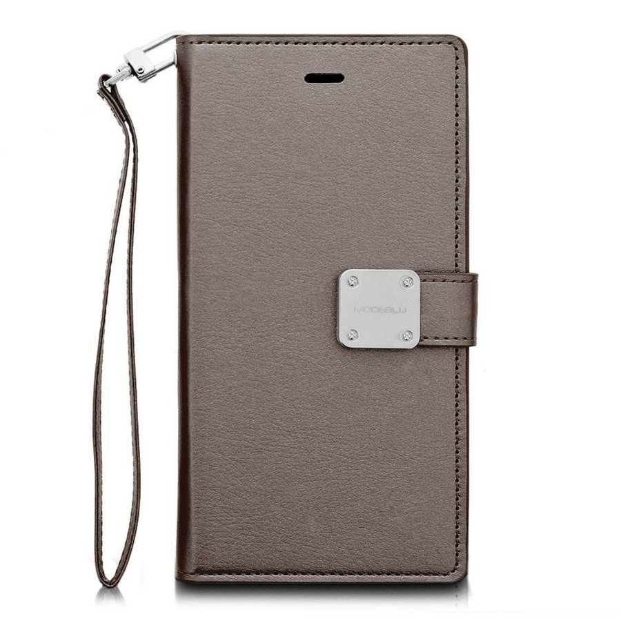 ModeBlu PU Leather Wallet MB Mode Diary Case for Galaxy S10e