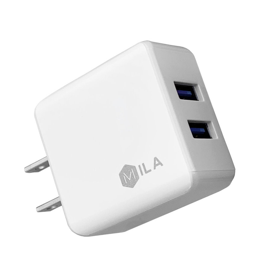 MILA | 2.4 Output Home Charger Adapter Only