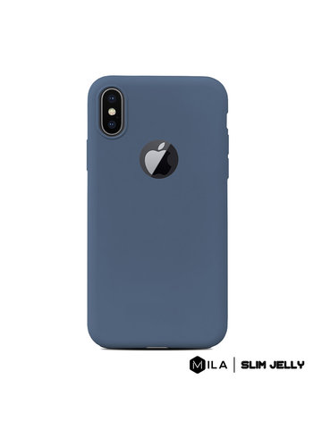 MILA | Slim Jelly Case for iPhone X / XS