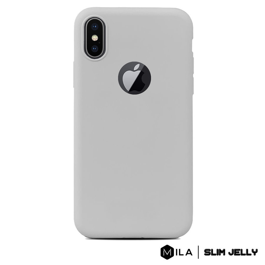 MILA | Slim Jelly Case for iPhone XS Max