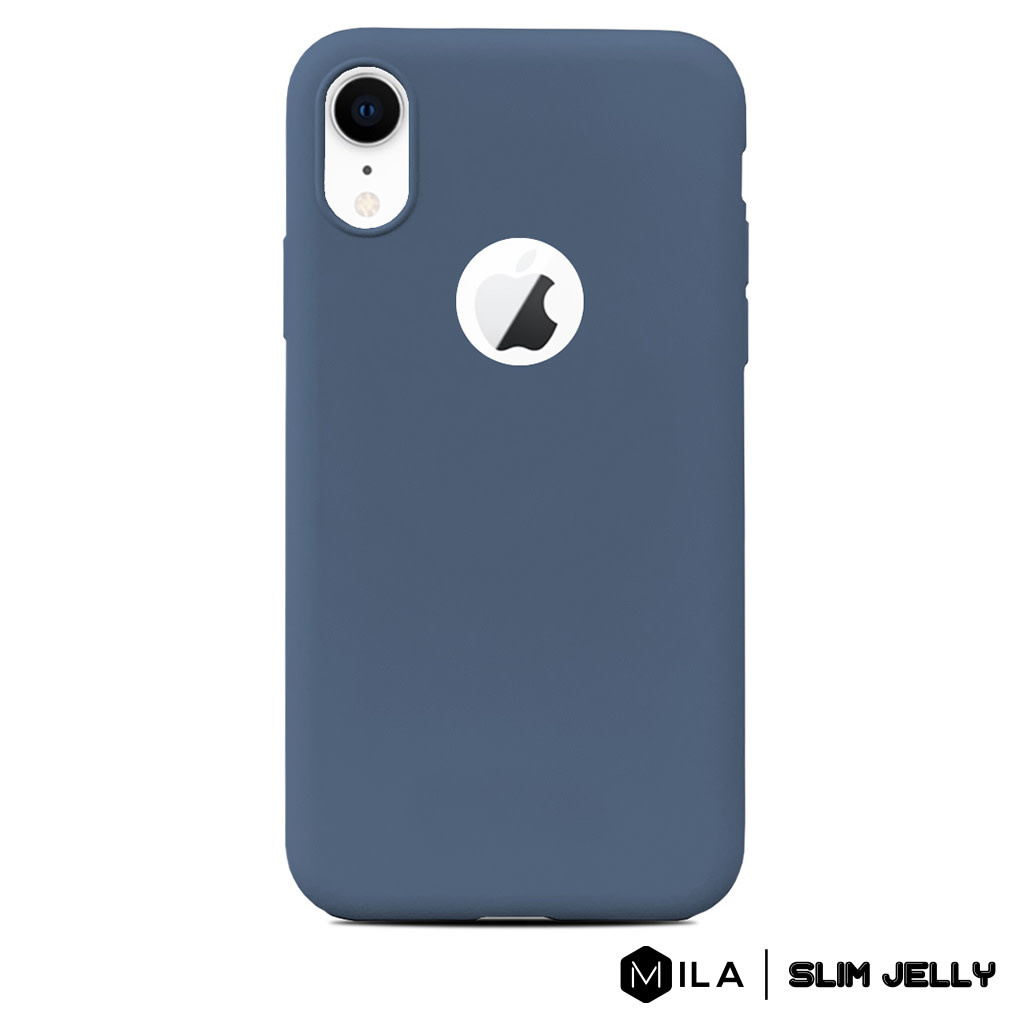 super popular 96d17 6fc13 MILA | Slim Jelly Case for iPhone XR