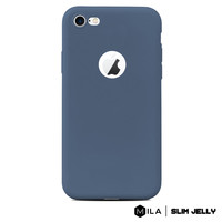 MILA | Slim Jelly Case for iPhone 8